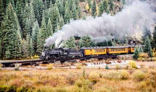 Rocky Mountain Train Adventure